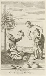 KNOX, Robert (1641-1720).  An