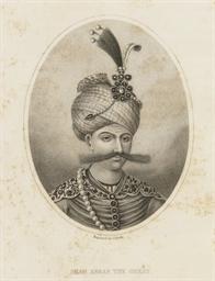 MALCOLM, John (1769-1833).  Th