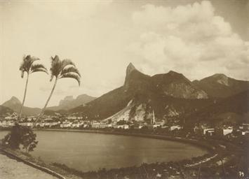 View of Rio de Janeiro: Botafo