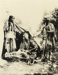 Native American Indians, belie