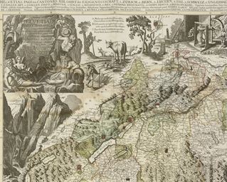 SCHEUCHZER, Johann Jakob (1672