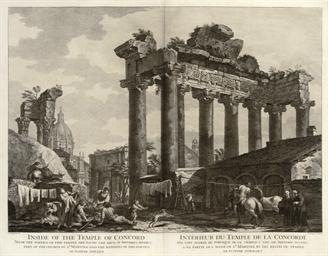 Temple of Jupiter Stator; Insi