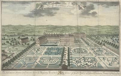 Her Majseties Royal Palace at