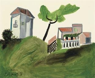 Maisons à Vallauris