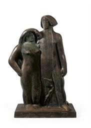 Adam et Eve (variante, grand m