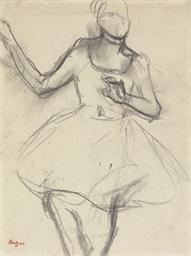 Etude de danseuse