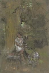 Antoinette David-Weill à Marei