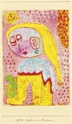 Magdalena vor der Bekehrung