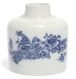 AN ENGLISH HARD-PASTE PORCELAI