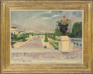 Jardin du Palais de Chaillot,