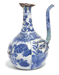 A Chinese kraak ewer