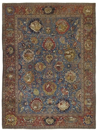 A fine Tabriz carpet, North-We
