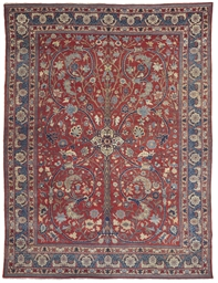A fine Khoy Tabriz carpet, Nor