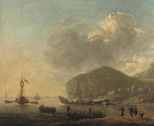 Shipping before a Mediterranea