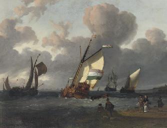 Shipping in choppy waters befo