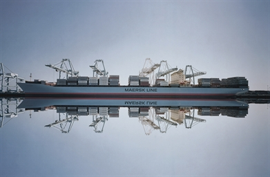 Untitled (Maersk)
