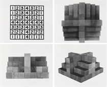 3 Photographs + 1 Diagram (Row A)