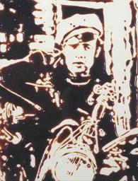 Brando (After Warhol)