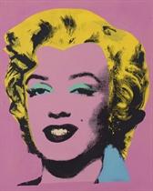 Warhol Marilyn