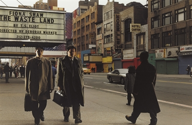 New York, 1997