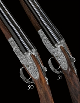 AN EXCEPTIONALLY FINE NEW 20-BORE SINGLE-TRIGGER SELF-OPENING SIDELOCK EJECTOR GUN BY ASPREY, NO. 2025