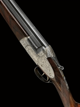 A 12-BORE 'OVUNDO' MODEL OVER-AND-UNDER SIDEPLATED BOXLOCK EJECTOR GUN BY WESTLEY RICHARDS, NO. 18310