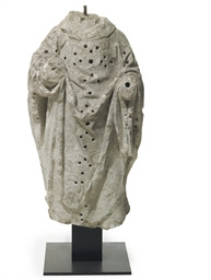 A FRENCH LIMESTONE MODEL OF A