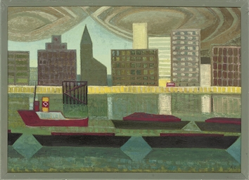The Embankment; and Canal and