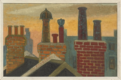 Chimneys, Holly Mount, Hampste