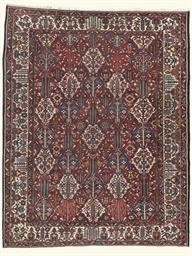 A Bakhtiari 'Garden' carpet