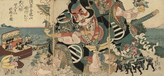 Utagawa Sadahide (1807-1873)