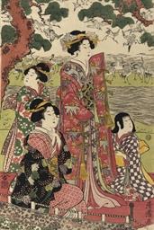 Torii Kiyomitsu II (1787-1868)