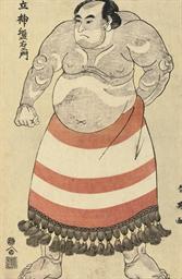 Katsukawa Shunei (1762-1819)