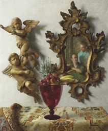 Still Life with Angels