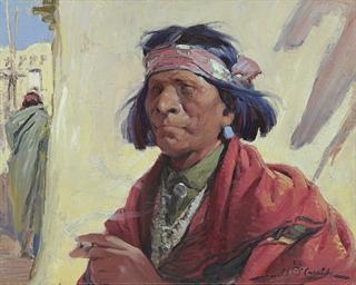 Taos Indian