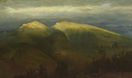 The White Mountains, from Rand