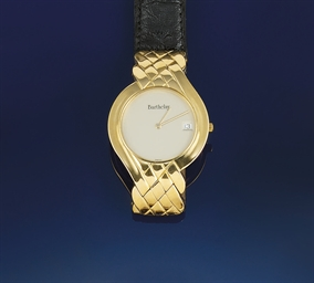 A QUARTZ WRISTWATCH, BY BARTHE