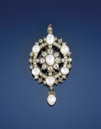 A late 19th century diamond an