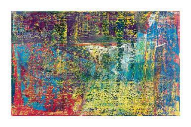 Abstraktes Bild (625)