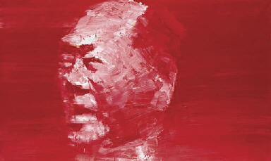 Mao, Chinese Vermilion #1