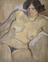 Femme nue (Carmen)