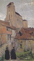 Vue de Saint-Cirq Lapopie