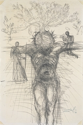 Christ à l'arbre