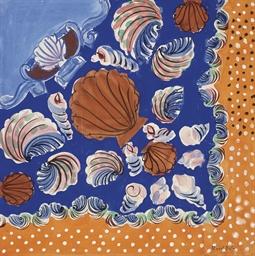 Composition aux coquillages (M