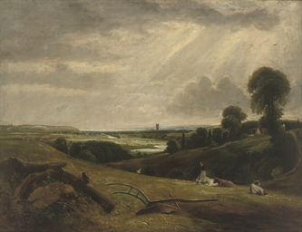 A view of Dedham Vale