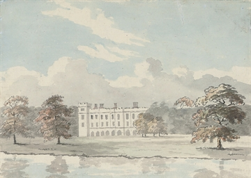 View of Syon House