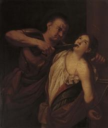 The Martyrdom of Saint Apollon