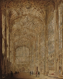 Kings College Chapel, Cambridg