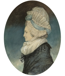 Portrait traditionally identif