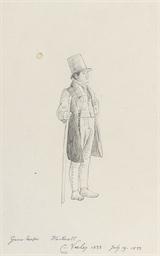 The gamekeeper, Hartwell